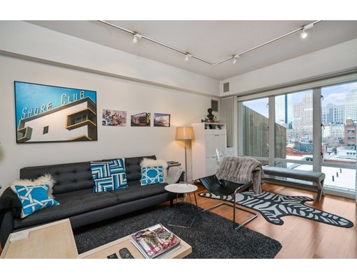 Condominium for Sale at 505 Tremont Street Boston, Massachusetts 02116 United States