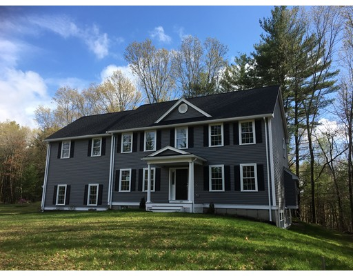 Single Family Home for Sale at 320 Wethersfield Street Rowley, Massachusetts 01969 United States