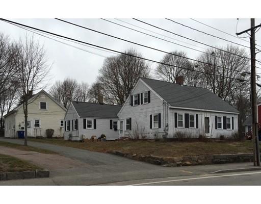 Многосемейный дом для того Продажа на 303 Commercial Street Braintree, Массачусетс 02184 Соединенные Штаты