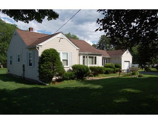واحد منزل الأسرة للـ Sale في 583 Wheelwright Road Barre, Massachusetts 01005 United States
