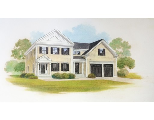 Single Family Home for Sale at 6 Bramhall Lane Plymouth, 02360 United States
