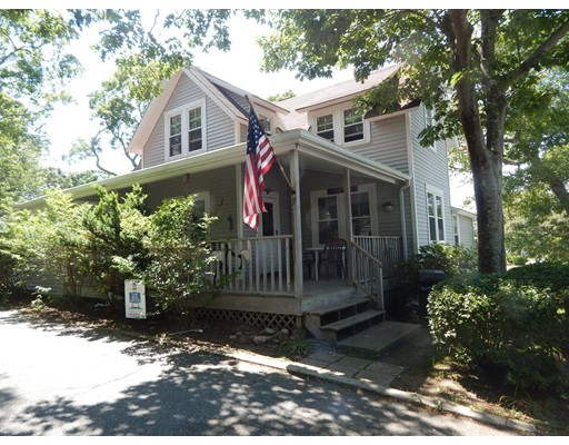 Single Family Home for Rent at 7 Forest Avenue 7 Forest Avenue Falmouth, Massachusetts 02536 United States