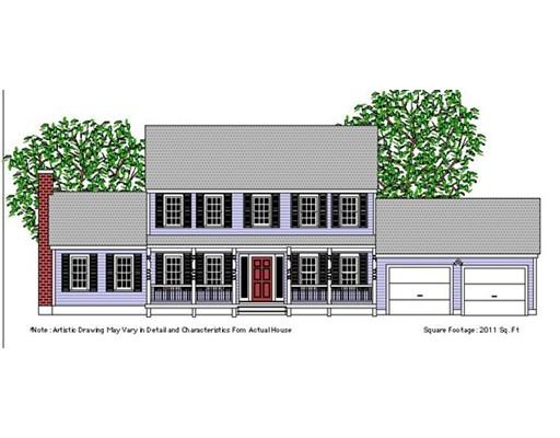 独户住宅 为 销售 在 2 Quaker Street 诺斯布里奇, 01534 美国