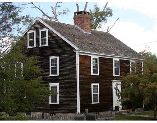 Casa Unifamiliar por un Venta en 45 North Avenue Mendon, Massachusetts 01756 Estados Unidos