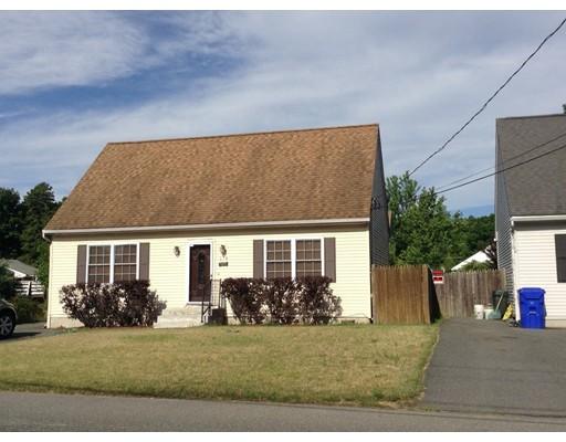 Casa Unifamiliar por un Venta en 174 Arnold Avenue Springfield, Massachusetts 01119 Estados Unidos