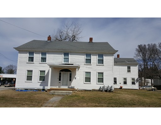 Multi-Family Home for Sale at 1054 Main Street Leicester, Massachusetts 01524 United States