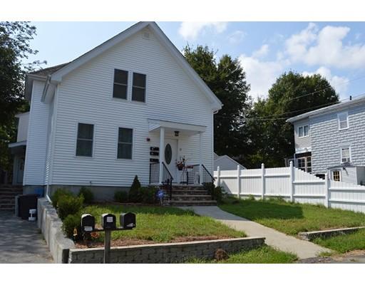 Condominium for Sale at 3 Barton Street Taunton, Massachusetts 02780 United States