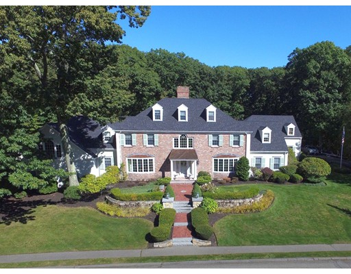 Single Family Home for Sale at 6 Stafford Road Lynnfield, Massachusetts 01940 United States