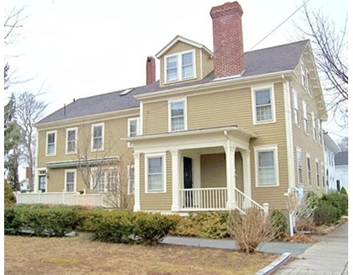 Single Family Home for Sale at 48 Centre Street Fairhaven, Massachusetts 02719 United States