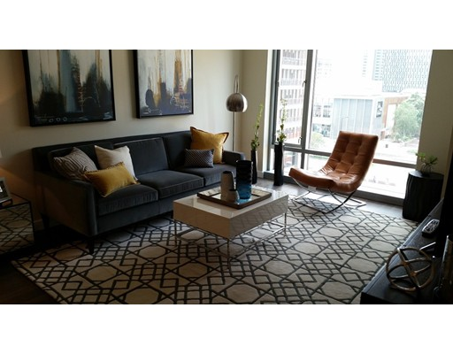 Casa Unifamiliar por un Alquiler en 77 Exeter Street Boston, Massachusetts 02116 Estados Unidos