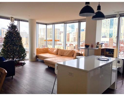 Single Family Home for Rent at 300 Harrison Avenue Boston, Massachusetts 02118 United States