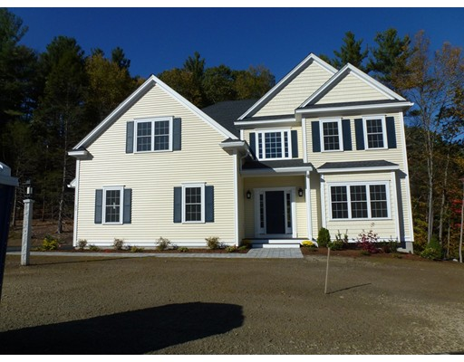 Single Family Home for Sale at 16 Edward Drive Littleton, Massachusetts 01460 United States