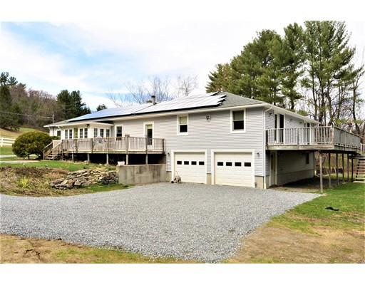 Single Family Home for Sale at 156 Langen Road Lancaster, Massachusetts 01523 United States