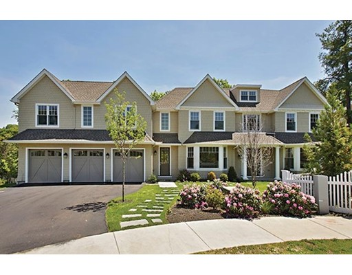 31 Kesseler Way, Newton, MA 02467