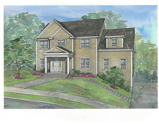 Single Family Home for Sale at 52 Jewell Crossing Mendon, Massachusetts 01756 United States