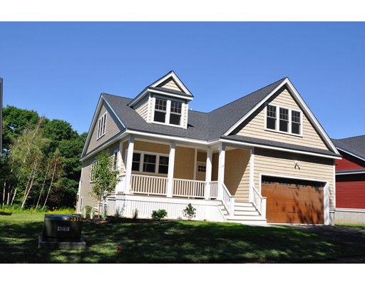 Condominio por un Venta en 3 Edmunds Cove Road Danvers, Massachusetts 01923 Estados Unidos