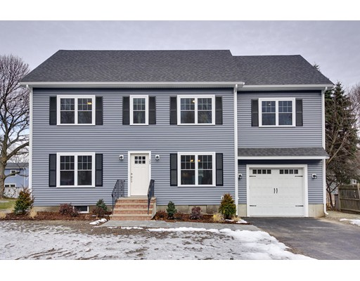 Single Family Home for Sale at 20 Nicod Street Arlington, Massachusetts 02476 United States