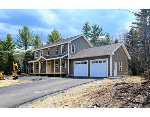 Single Family Home for Sale at 145 Tuckerman Road Ashburnham, Massachusetts 01430 United States