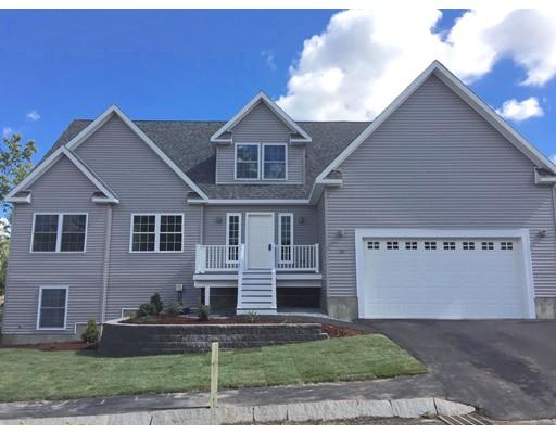 独户住宅 为 销售 在 11 Courtney Lane Nashua, 新罕布什尔州 03062 美国