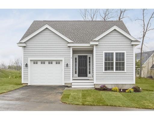 共管式独立产权公寓 为 销售 在 6 Dunstable Circle Merrimack, 新罕布什尔州 03054 美国