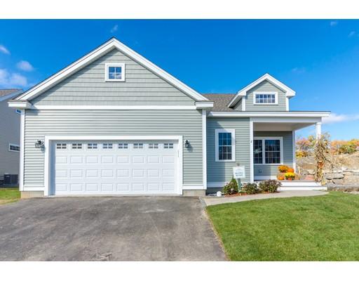 共管式独立产权公寓 为 销售 在 2 Dunstable Circle Merrimack, 新罕布什尔州 03054 美国