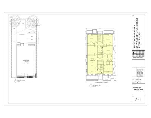 Additional photo for property listing at 2747 Washington Street  Boston, Massachusetts 02119 United States
