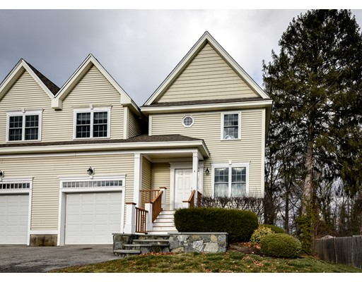 Condominium for Sale at 4 North Pleasant Natick, Massachusetts 01760 United States