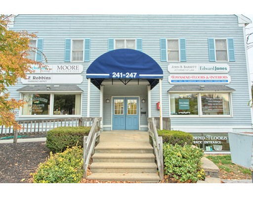 Commercial for Rent at 241 Main Street 241 Main Street Townsend, Massachusetts 01469 United States