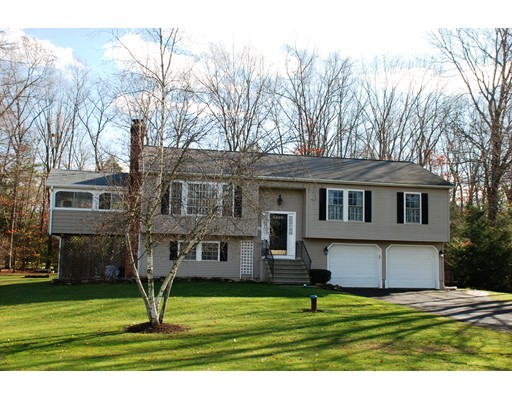 Vivienda unifamiliar por un Venta en 188 Watchaug Road Somers, Connecticut 06071 Estados Unidos