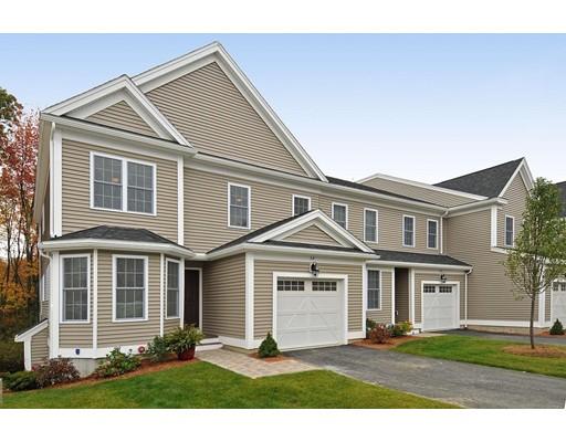 共管式独立产权公寓 为 销售 在 36 Longview Circle Ayer, 马萨诸塞州 01432 美国