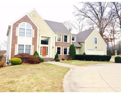 独户住宅 为 销售 在 17 Sandy Lane 布里斯托尔, 02809 美国