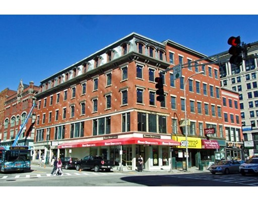 Commercial for Sale at 426 Main Street Worcester, Massachusetts 01608 United States