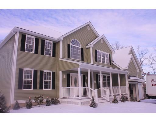 Частный односемейный дом для того Продажа на 7 Mockingbird Hill Road Groton, Массачусетс 01450 Соединенные Штаты