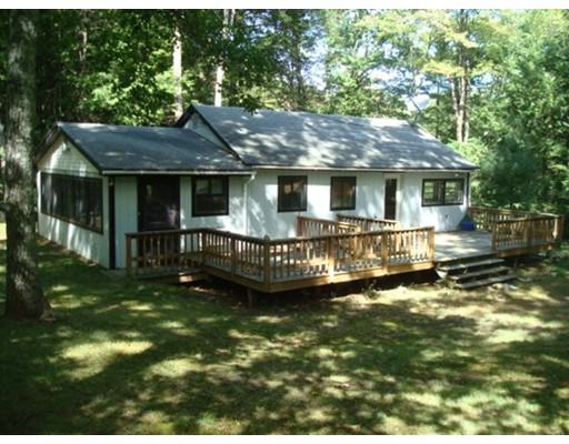 Single Family Home for Sale at 309 Locks Pond Road 309 Locks Pond Road Shutesbury, Massachusetts 01072 United States
