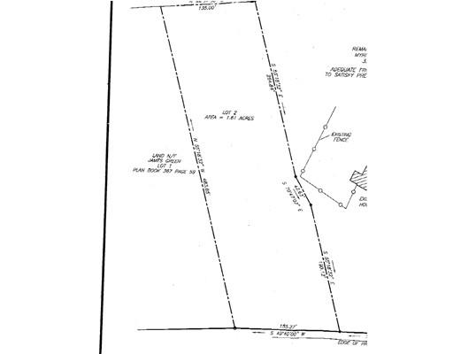Lot 2 Sackett Road, Westfield, MA 01085