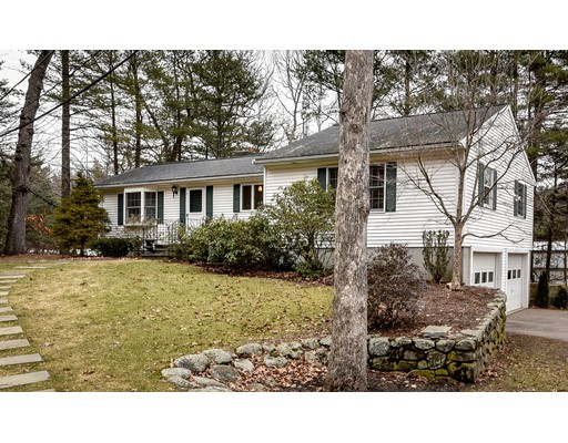 Single Family Home for Rent at 11 Meeting House Hill Road Dover, Massachusetts 02030 United States