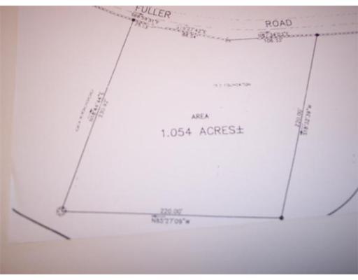 Fuller Road, Goshen, MA 01032