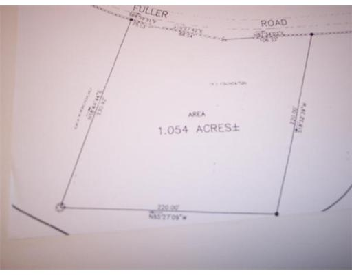 Land for Sale at Fuller Road Goshen, Massachusetts 01032 United States