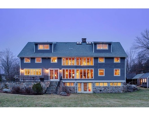Single Family Home for Sale at 188 Hillside Street Milton, Massachusetts 02186 United States