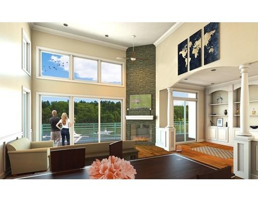 Appartement en copropriété pour l Vente à 60 Merrimac #504 Amesbury, Massachusetts 01913 États-Unis