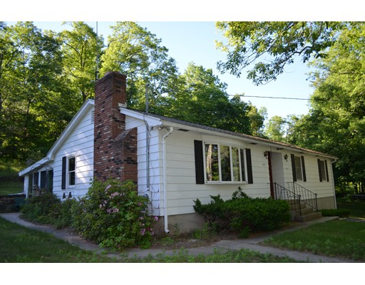 Single Family Home for Sale at 680 Brimfield Road Warren, Massachusetts 01083 United States