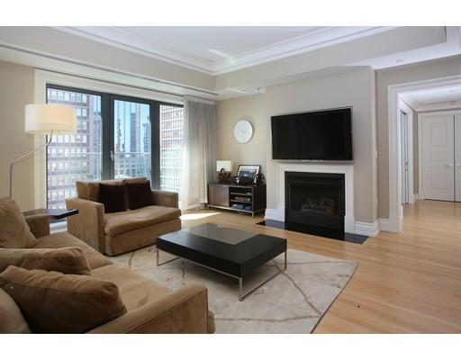 独户住宅 为 出租 在 776 Boylston Street 波士顿, 02199 美国