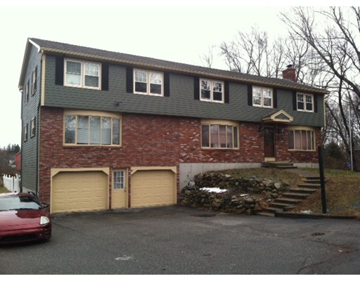 Single Family Home for Sale at 52 Felker Street Tewksbury, Massachusetts 01876 United States