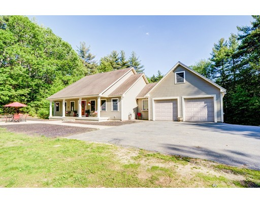 Single Family Home for Sale at 47 Jewell Hill Road Ashburnham, Massachusetts 01430 United States