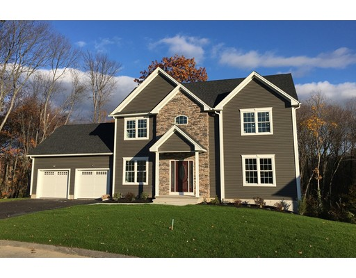 واحد منزل الأسرة للـ Sale في 45 Morgan Circle Chicopee, Massachusetts 01013 United States