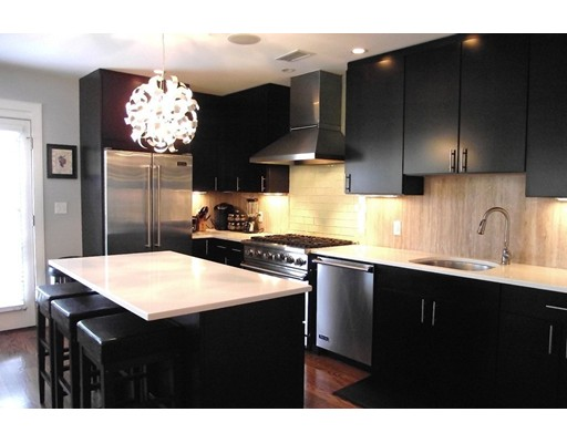 独户住宅 为 出租 在 28 Mount Vernon Street 波士顿, 马萨诸塞州 02125 美国