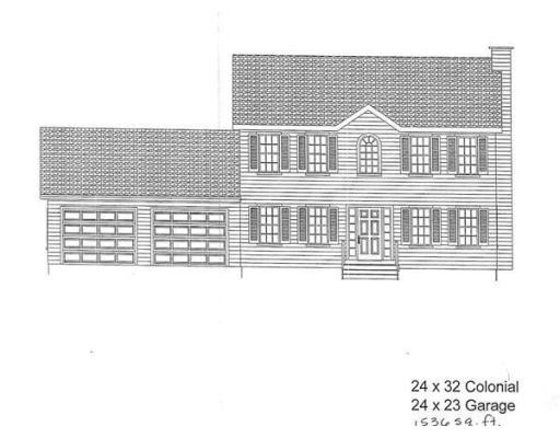 Lot 3A Alpine Road, Fitchburg, MA 01420