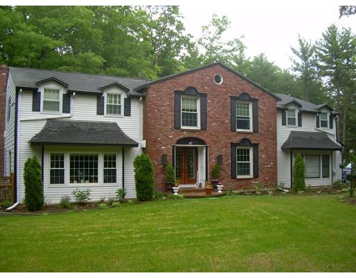 Частный односемейный дом для того Продажа на 45 WestRidge Drive Sharon, Массачусетс 02067 Соединенные Штаты