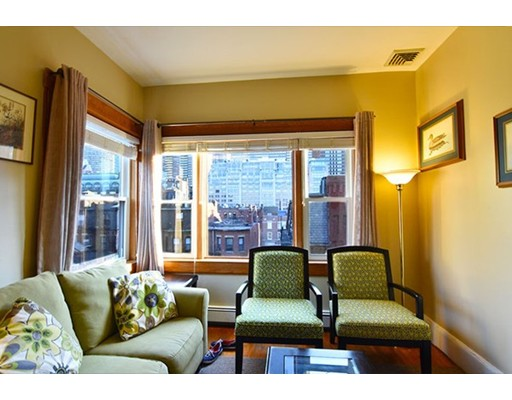 Additional photo for property listing at 240 Commonwealth Avenue  Boston, Massachusetts 02116 United States