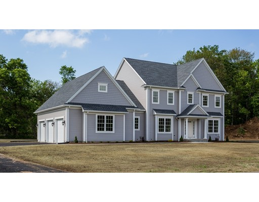 واحد منزل الأسرة للـ Sale في 8 Willow Brook Lane Wilbraham, Massachusetts 01095 United States